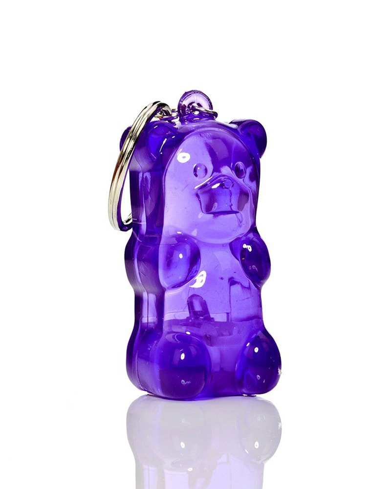 FCTRY - Gummy Goods Keychain Purple