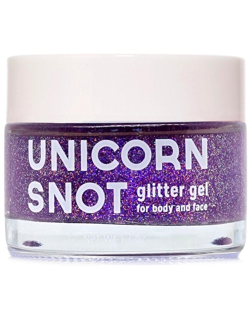FCTRY Unicorn Snot Body, Face & Hair Glitter Gel - Purple - Accessories - Makeup - Dancewear Centre Canada