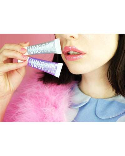 FCTRY Unicorn Snot Glitter Lip Gloss - Blue - Accessories - Dance Gifts - Dancewear Centre Canada