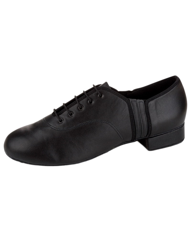 "Freed Of London Modern Flex Leather Oxford 1"" Latin Ballroom Shoes - Mens"