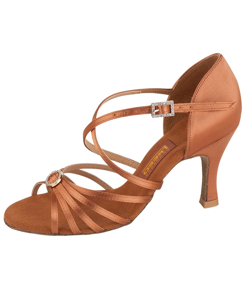 "Freed Of London Sophia Diamante 2.5"" Latin Ballroom Shoes - Womens - Dance Shoes - Ballroom & Salsa Shoes - Dancewear Centre Canada"