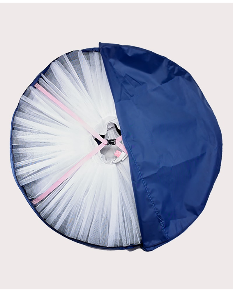 Gaynor Minden Ballet Tutu Protective Dance Bag - Navy/Light Pink