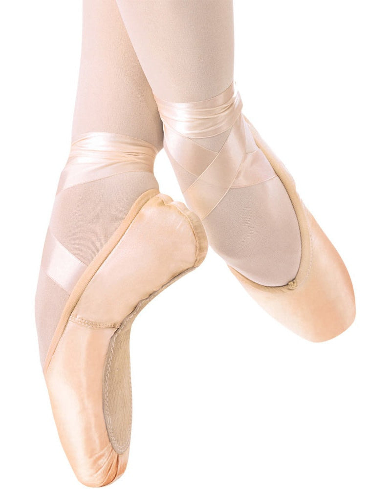 Grishko 2007 Pointe Shoes - Medium Shank - Womens