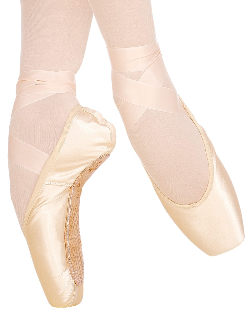 Grishko Dream 2007 Pointe Shoes - Medium Flex Shank - Womens