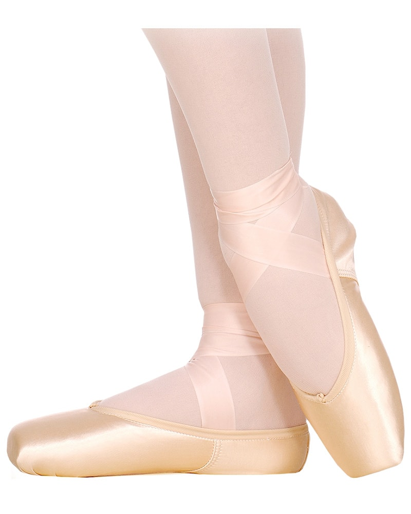 Grishko Exam Soft Block Demi Pointe Shoes - Womens