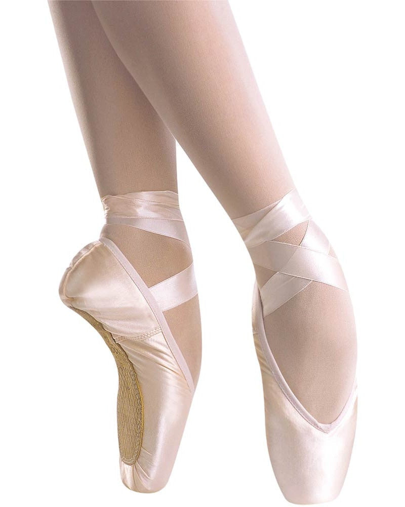Grishko Maya Pointe Shoes - Medium Shank - Womens
