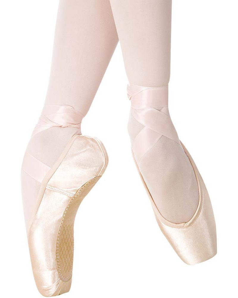 Grishko Nova Pointe Shoes - Medium Shank - Womens