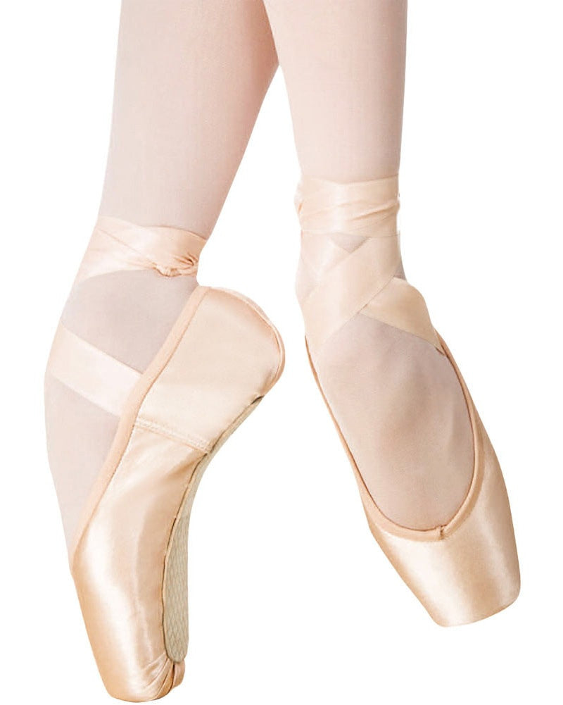 Grishko Triumph Pointe Shoes - Medium Shank - Womens