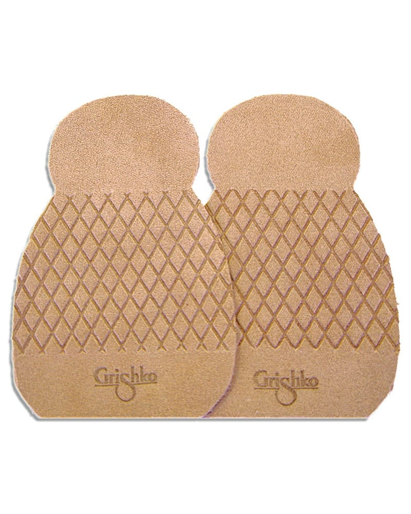 Grishko Suede Platform & Sole Pointe Shoe Cover - 0557 - Accessories - Pointe Shoe - Dancewear Centre Canada