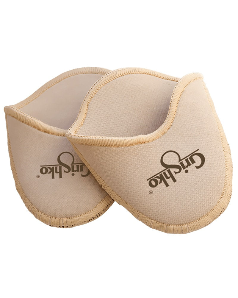 Grishko 5010A - Low Front Hypoallergenic Gel Pointe Shoe Toe Pads - Accessories - Pointe Shoe - Dancewear Centre Canada