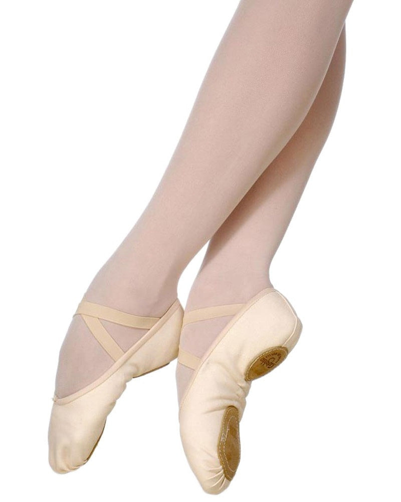 Grishko Performance Model 6 Canvas Split Sole Ballet Slippers - PER6 Womens - Dance Shoes - Ballet Slippers - Dancewear Centre Canada