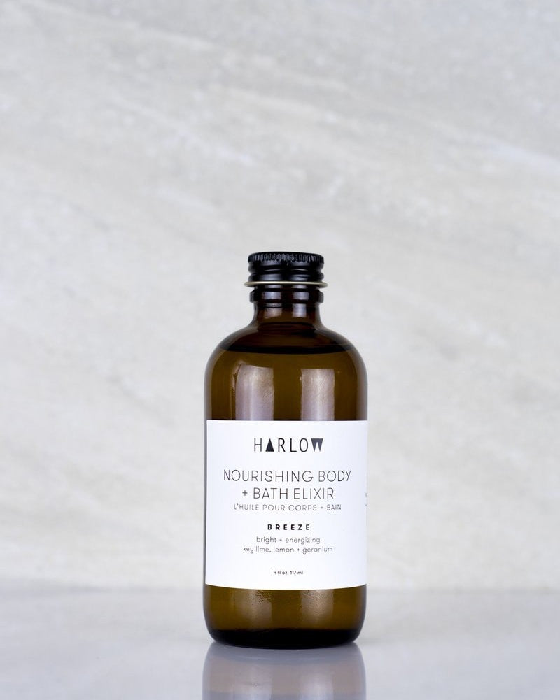 Harlow - Breeze Nourishing  Body + Bath Elixir