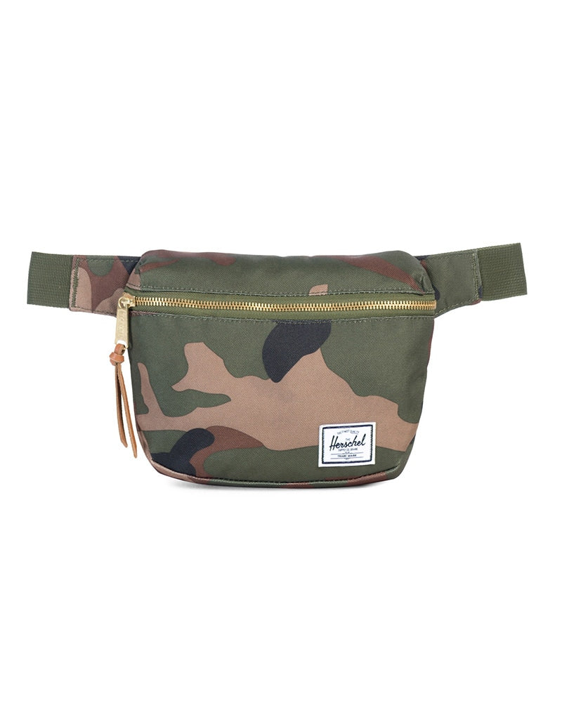Herschel Supply Co Fifteen Hip Pack - Woodland Camo - Accessories - Dance Bags - Dancewear Centre Canada
