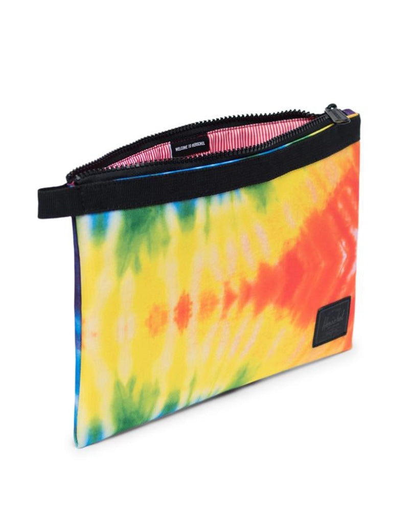 Herschel Supply Co Network Pouch Large - Rainbow Tie Dye - Accessories - Dance Bags - Dancewear Centre Canada