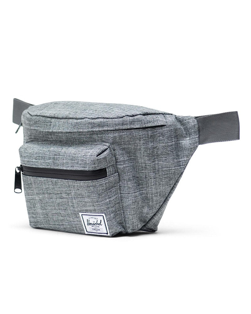 Herschel Supply Co Seventeen Hip Pack - Raven Crosshatch - Accessories - Dance Bags - Dancewear Centre Canada