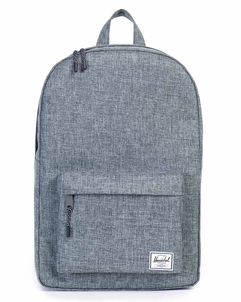 a7477753cfa9 Herschel Supply Co - Classic Mid Volume Backpack Raven Crosshatch -  Accessories - Dance Bags -