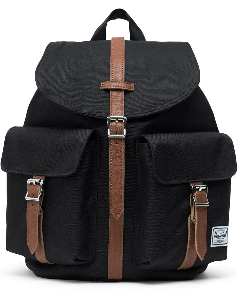 efb938c4e1c9 Herschel Supply Co - Dawson XS Backpack Black Tan - Accessories - Dance Bags  -