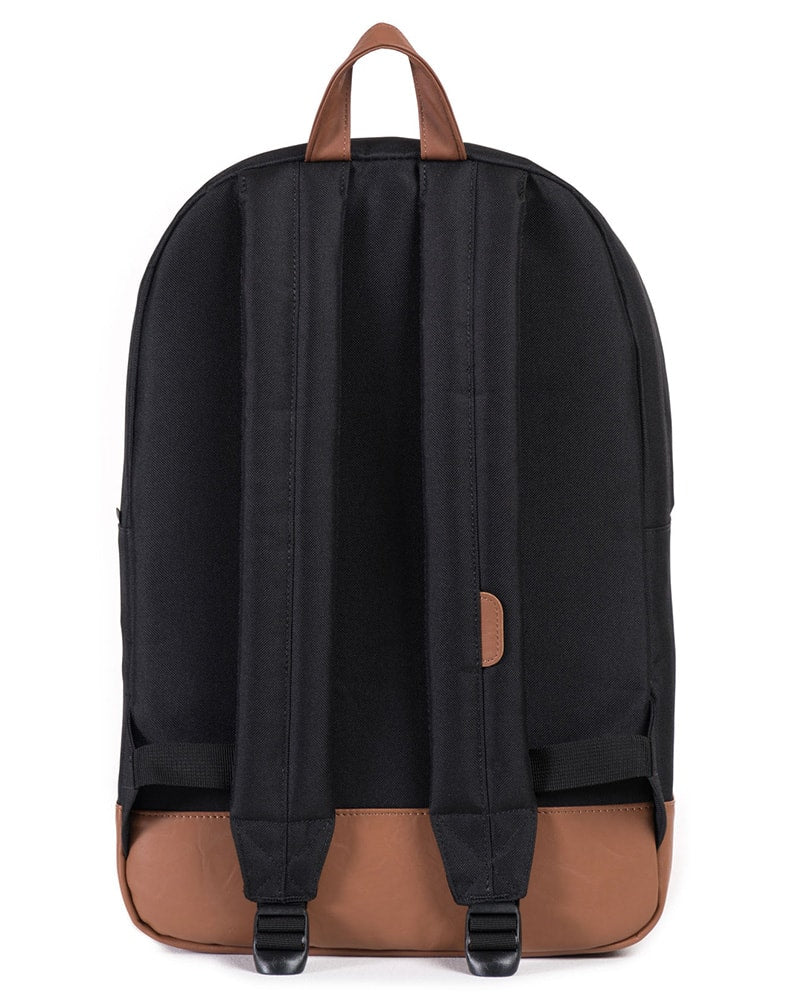 Herschel Supply Co Heritage Backpack - Black/Tan - Accessories - Dance Bags - Dancewear Centre Canada