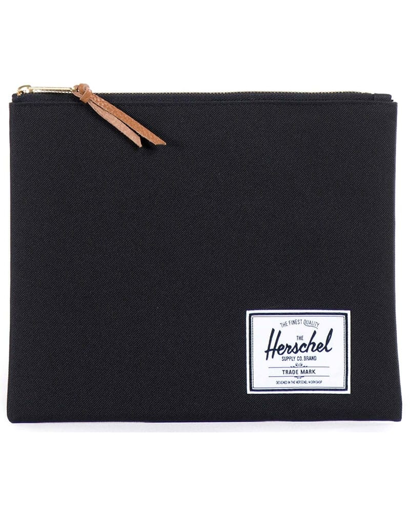 Herschel Supply Co Network Pouch Large - Black - Accessories - Dance Bags - Dancewear Centre Canada