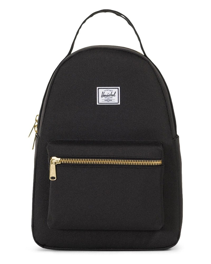 Herschel Supply Co Nova Mini Backpack - Black - Accessories - Dance Bags - Dancewear Centre Canada