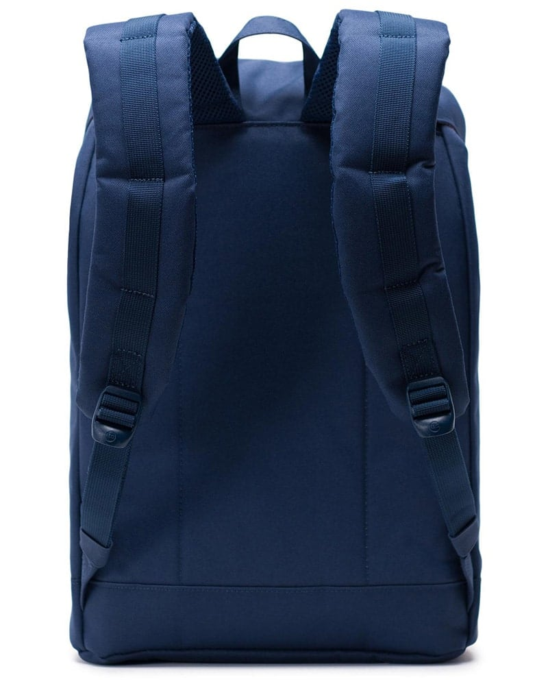 Herschel Supply Co Retreat Backpack - Navy/Tan - Accessories - Dance Bags - Dancewear Centre Canada