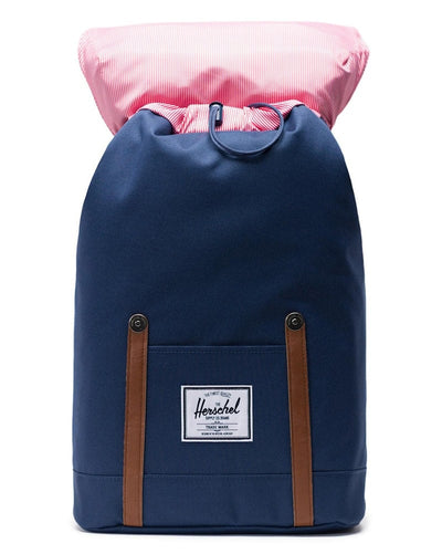 Herschel Supply Co - Retreat Backpack Navy/Tan - Accessories - Dance Bags - Dancewear Centre Canada