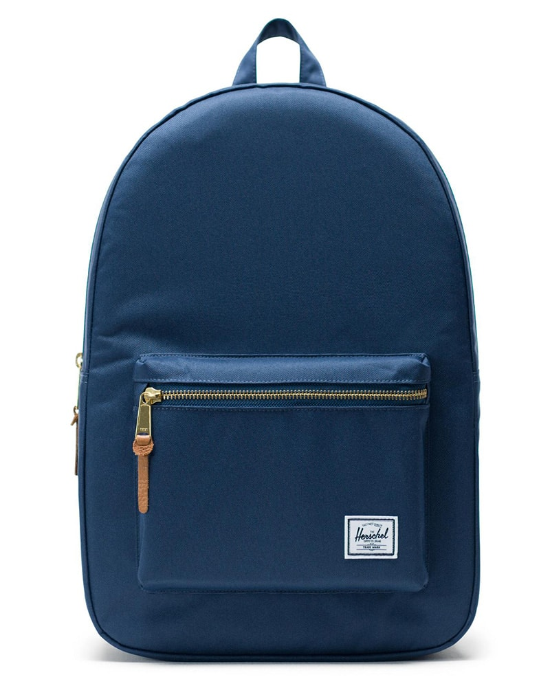 Herschel Supply Co Settlement Backpack - Navy - Accessories - Dance Bags - Dancewear Centre Canada