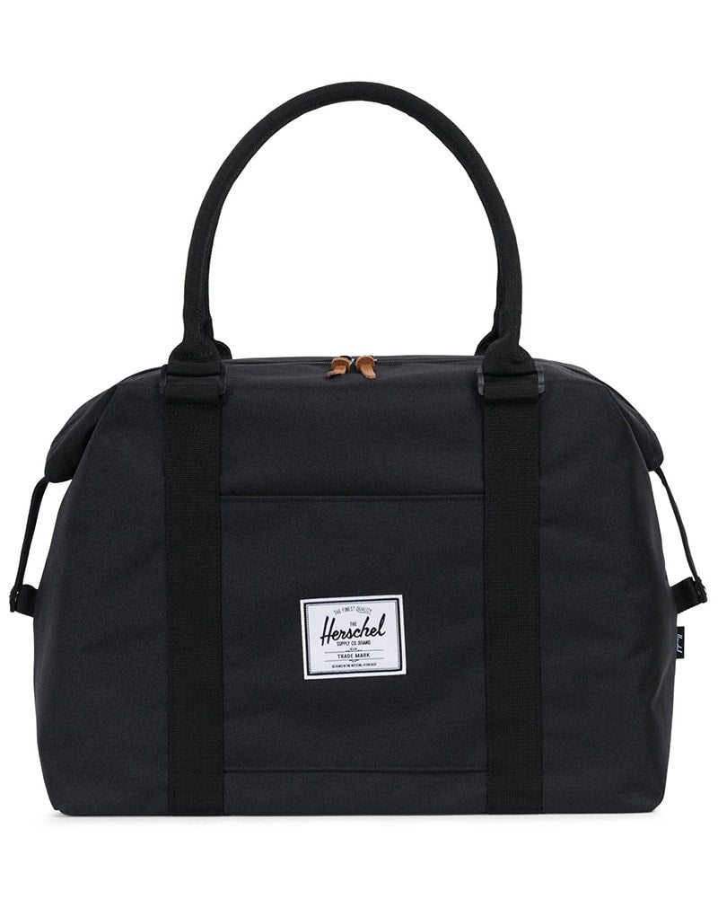 Herschel Supply Co Strand Duffle Bag - Black - Accessories - Dance Bags - Dancewear Centre Canada