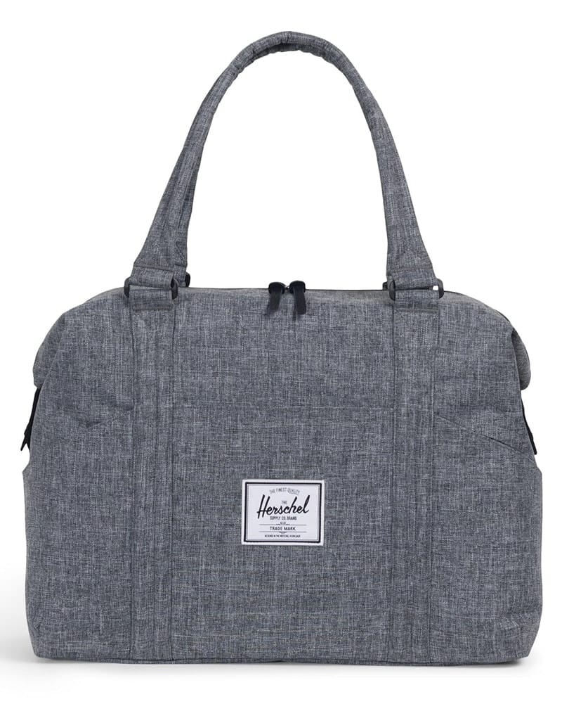 Herschel Supply Co Strand Duffle Bag - Raven Crosshatch