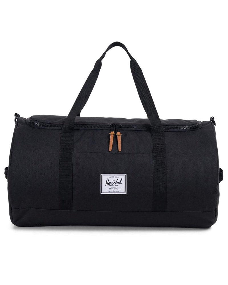 Herschel Supply Co Sutton Duffle - Black - Accessories - Dance Bags - Dancewear Centre Canada
