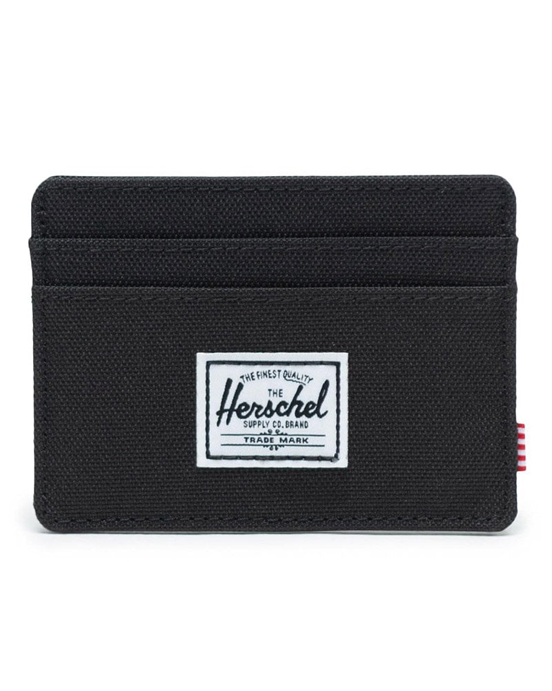 Herschel Supply Co Charlie Wallet - Black - Accessories - Dance Bags - Dancewear Centre Canada