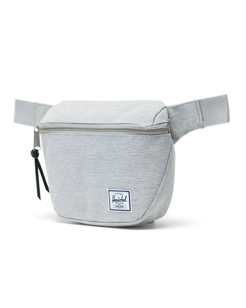 Herschel Supply Co Fifteen Hip Pack - Light Grey Crosshatch - Accessories - Dance Bags - Dancewear Centre Canada