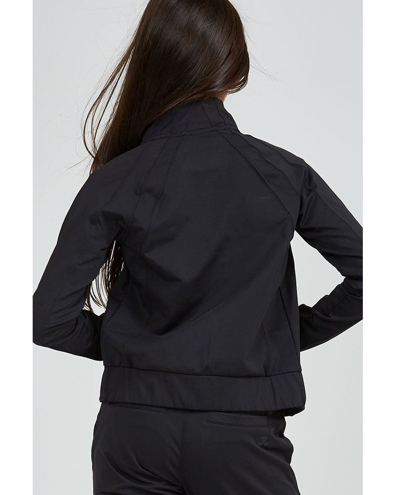 Jo+Jax Lightspeed Jacket - Womens - Black - Dancewear - Tops - Dancewear Centre Canada