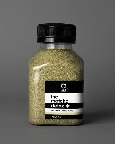 Kaia Naturals Matcha Hot Bath - Accessories - Body Care - Dancewear Centre Canada
