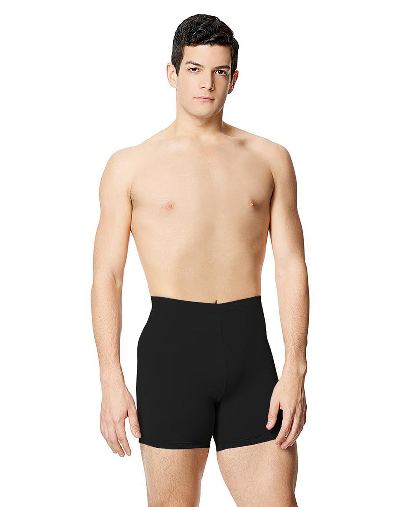 Lulli Dancewear Raimond Tactel Shorts - LUB306M Mens - Dancewear - Men's & Boys - Dancewear Centre Canada