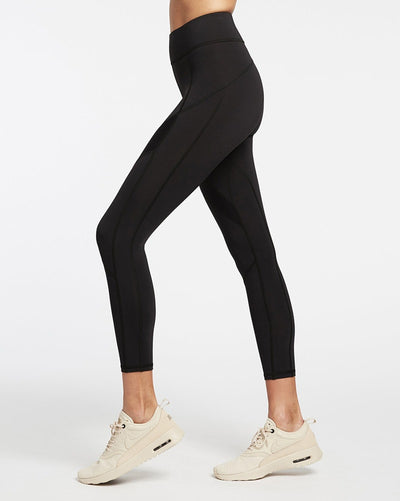Michi Extension Legging - Womens - Black - Activewear - Bottoms - Dancewear Centre Canada