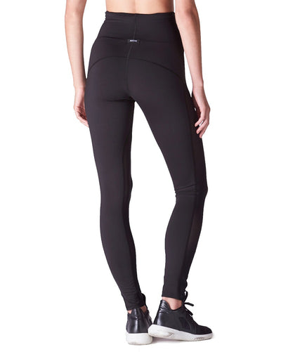 Michi - Summit High Waisted Legging Black Womens - Activewear - Bottoms - Dancewear Centre Canada