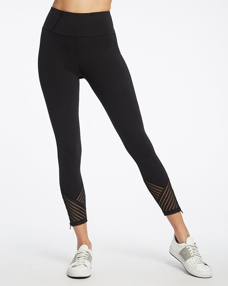 d72c939d491e8 Michi - Tectonic High Waisted Legging Black Womens - Activewear - Bottoms -  Dancewear Centre Canada
