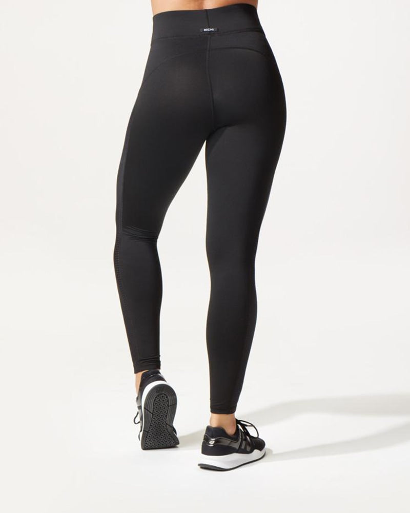Michi Stardust Airwave Legging - Womens - Black