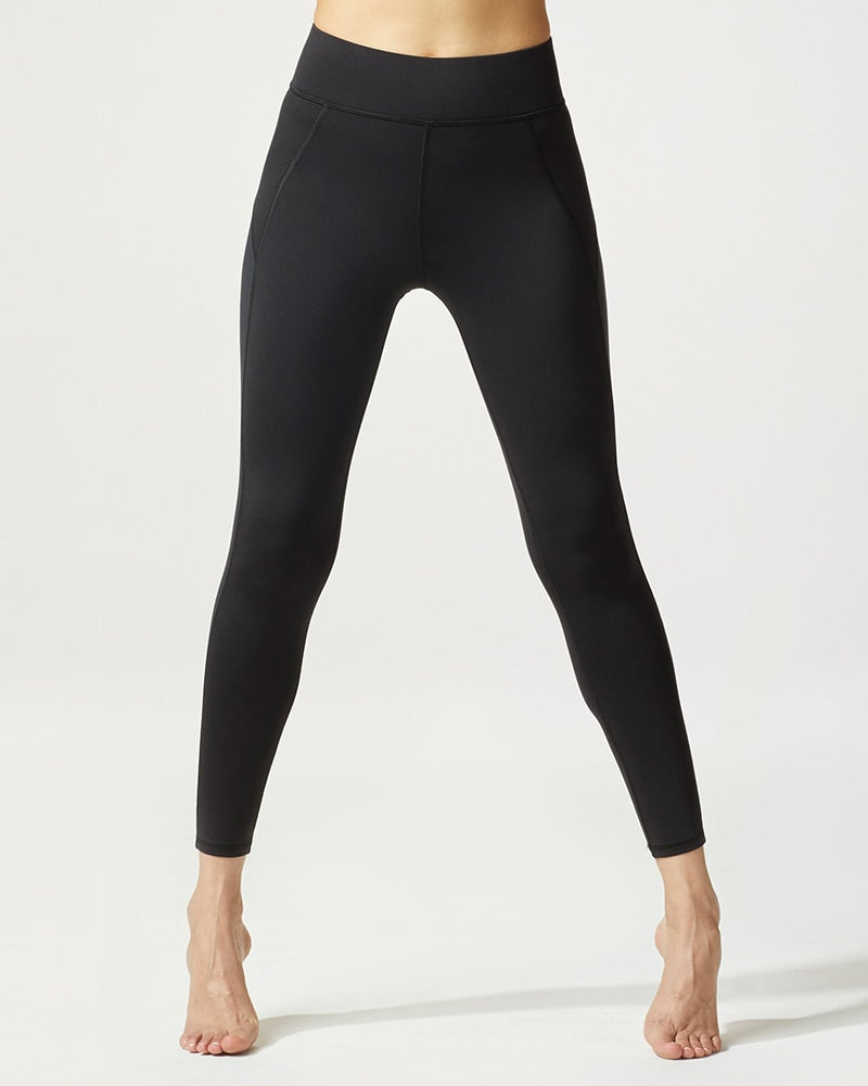 Michi Stardust Shine Legging - Womens - Black