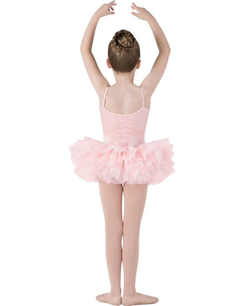 Mirella Sparkle Tutu Camisole Ballet Dress - M222C Girls