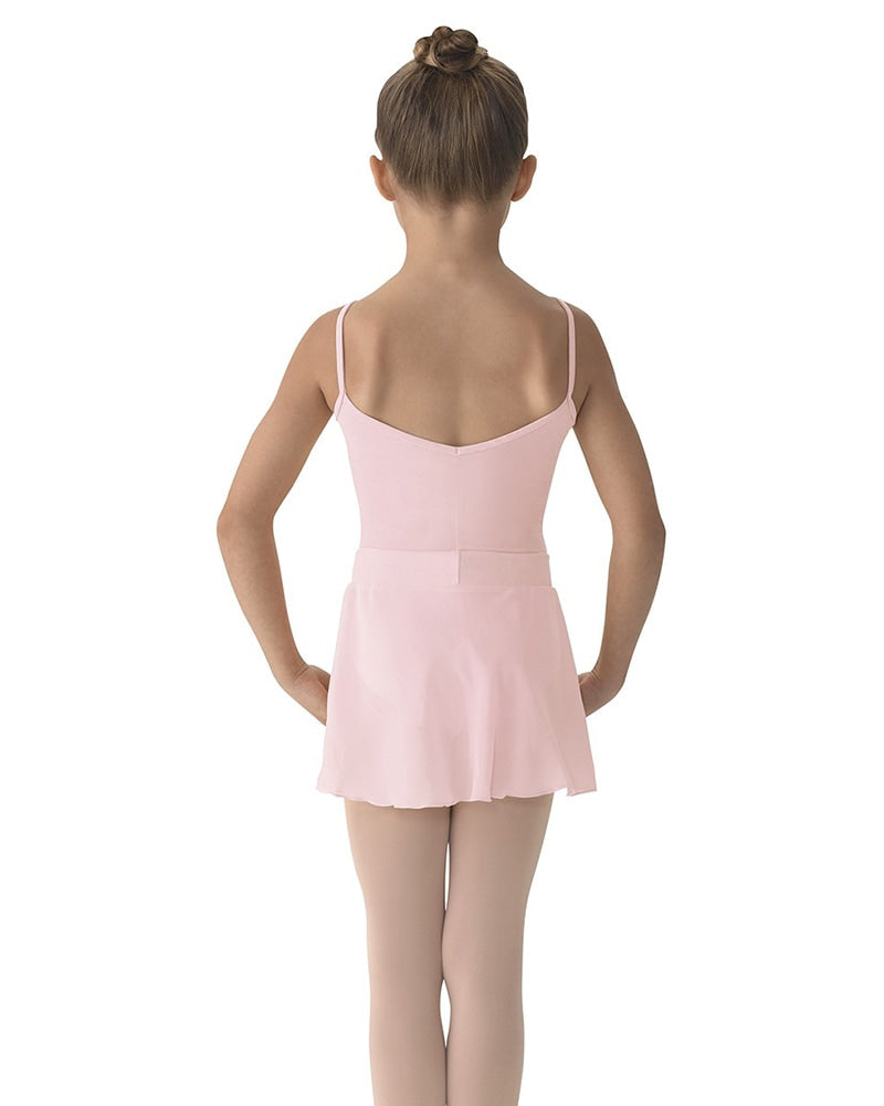 Mirella Mock Wrap Pull-On Ballet Skirt - MS12CH Girls