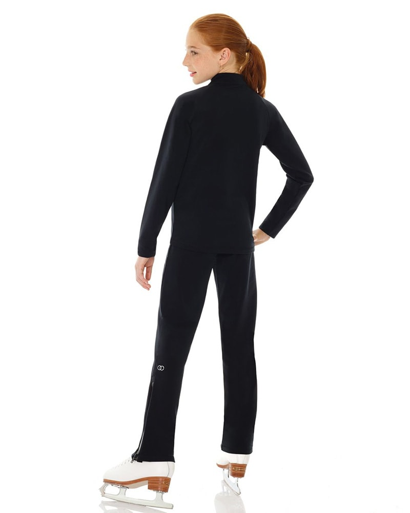 Mondor Powerflex Performance Warm Up Skating Jacket - 1010C Girls