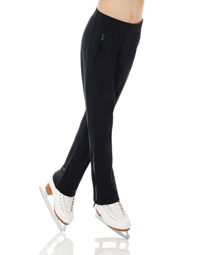 Mondor Powerflex Performance Zipper Bottom Skating Legging - 1011C Girls - Dancewear - Skating - Dancewear Centre Canada