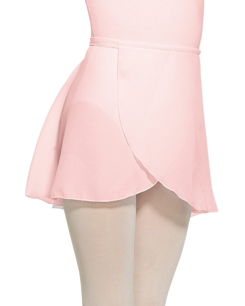 Mondor Chiffon RAD Ballet Wrap Skirt - 16100C Girls