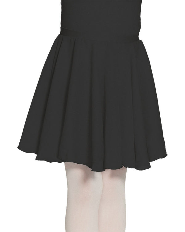 Mondor 16207C - RAD Chiffon Pull-On Ballet Skirt Girls - Dancewear - Skirts - Dancewear Centre Canada