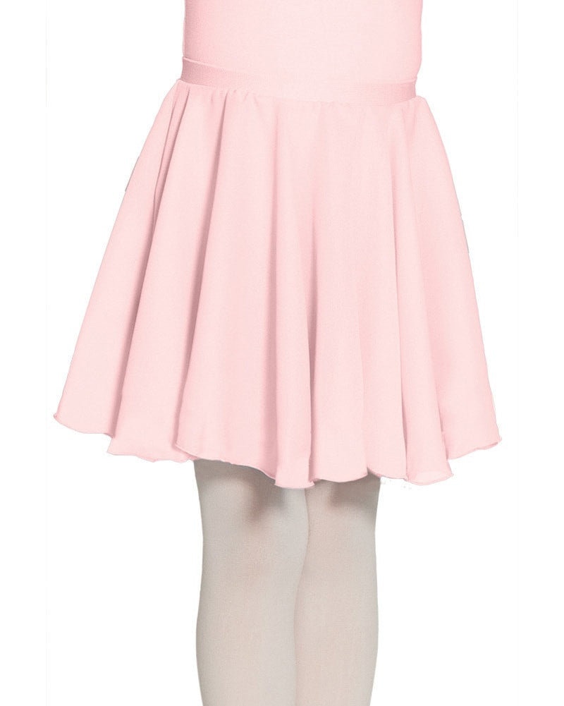 Mondor RAD Chiffon Pull-On Ballet Skirt - 16207C Girls