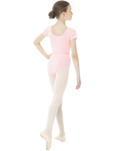 Mondor 1635 - Academy RAD Short Sleeve Leotard Womens - Dancewear - Bodysuits & Leotards - Dancewear Centre Canada