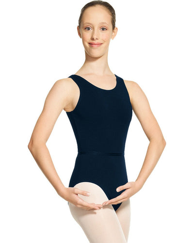 Mondor Academy RAD Tank Leotard - 1645C Girls - Dancewear - Bodysuits & Leotards - Dancewear Centre Canada
