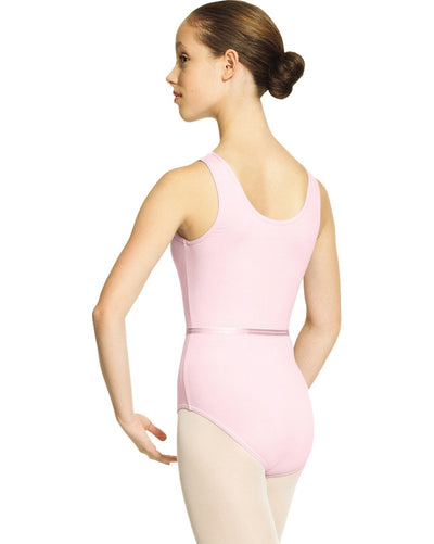Mondor 1645C - Academy RAD Tank Leotard Girls - Dancewear - Bodysuits & Leotards - Dancewear Centre Canada